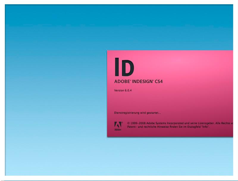 Drucken aus Indesign CS4 auf MacOS X