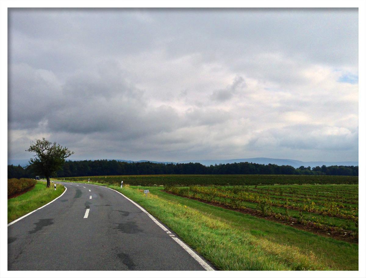 Unterwegs auf Gemeindeverbindungsstraßen #17