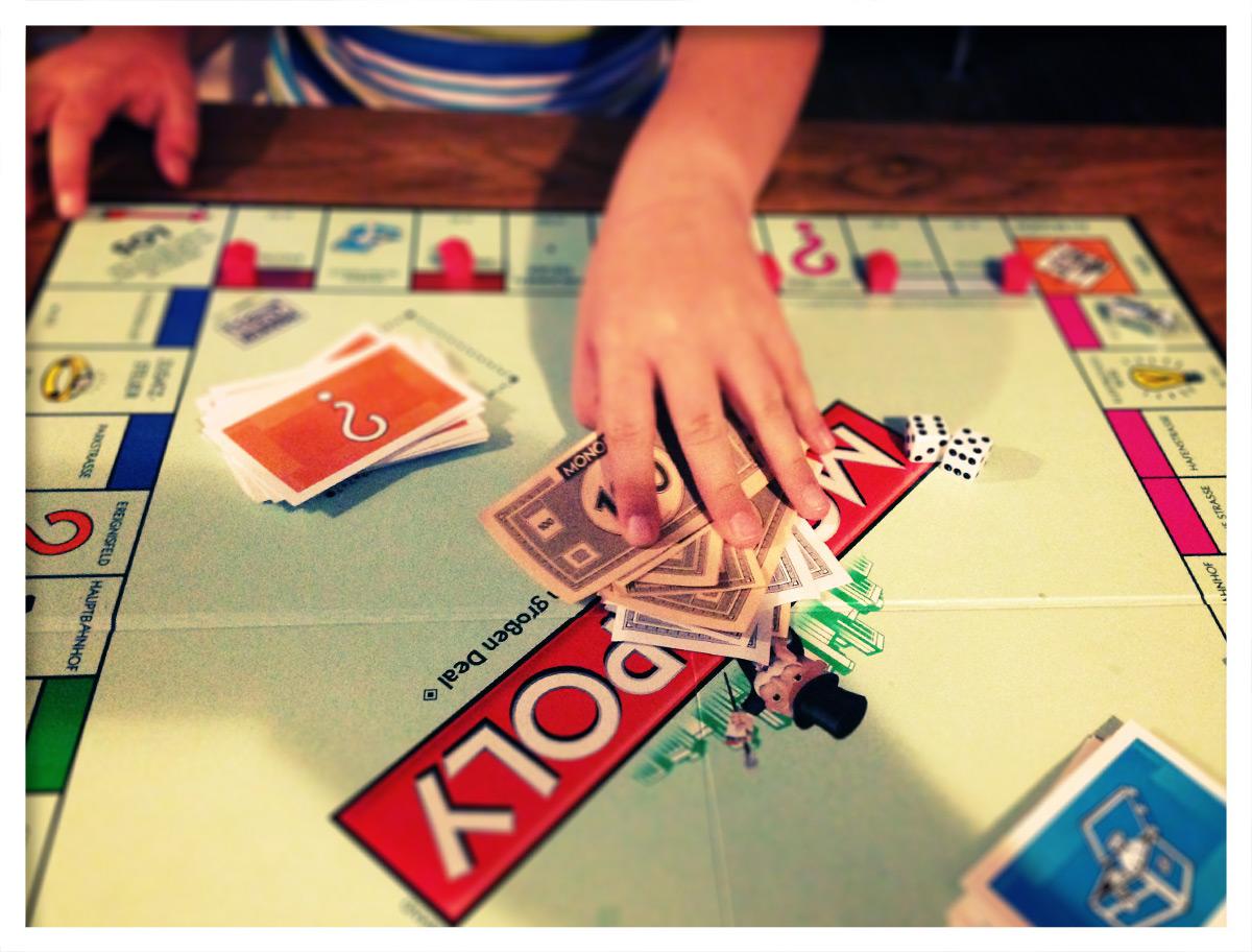 "Das verflixte ""Frei Parken""-Feld bei Monopoly"