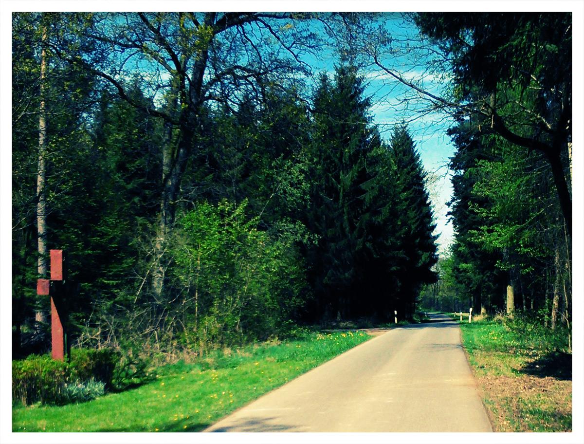 Unterwegs auf Gemeindeverbindungsstraßen #36