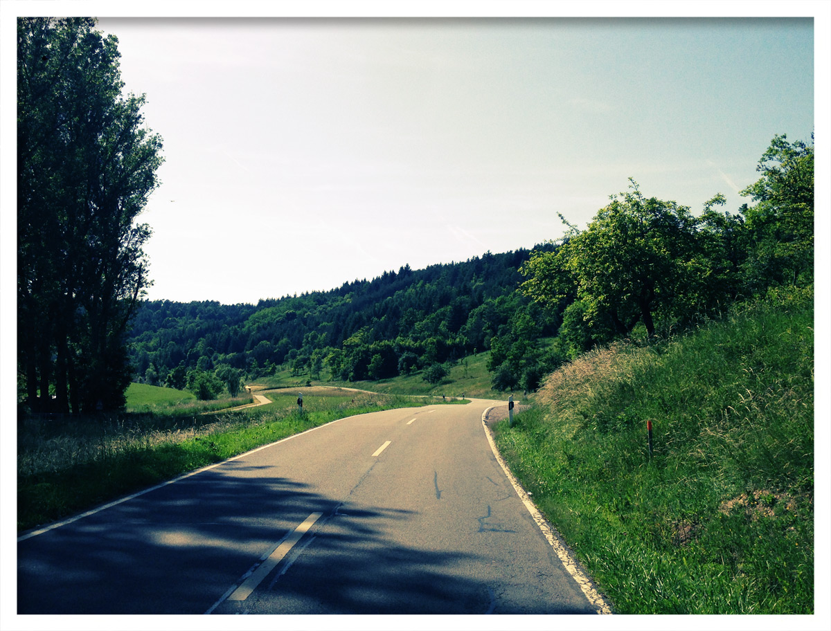 Unterwegs auf Gemeindeverbindungsstraßen #39
