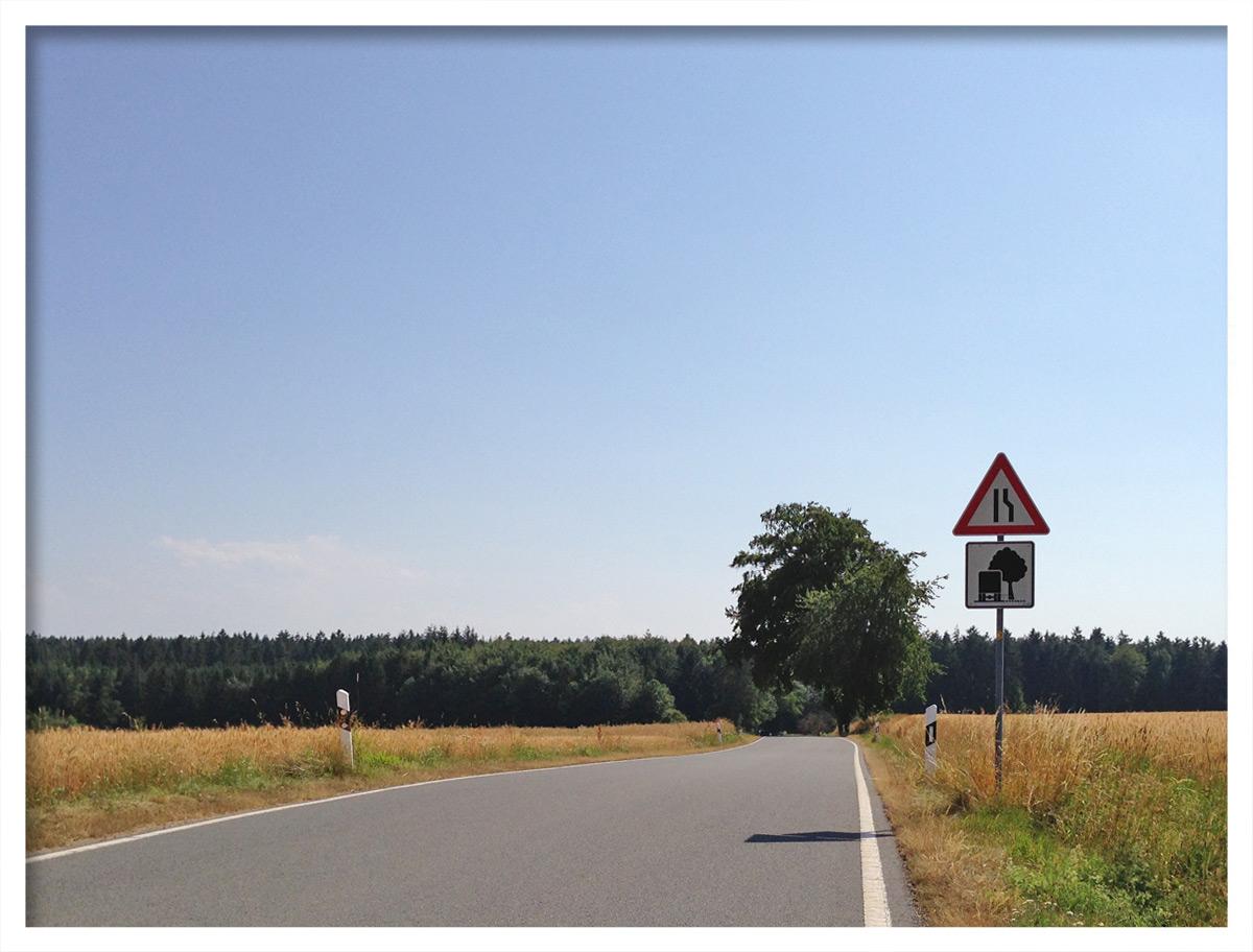 Unterwegs auf Gemeindeverbindungsstraßen #40