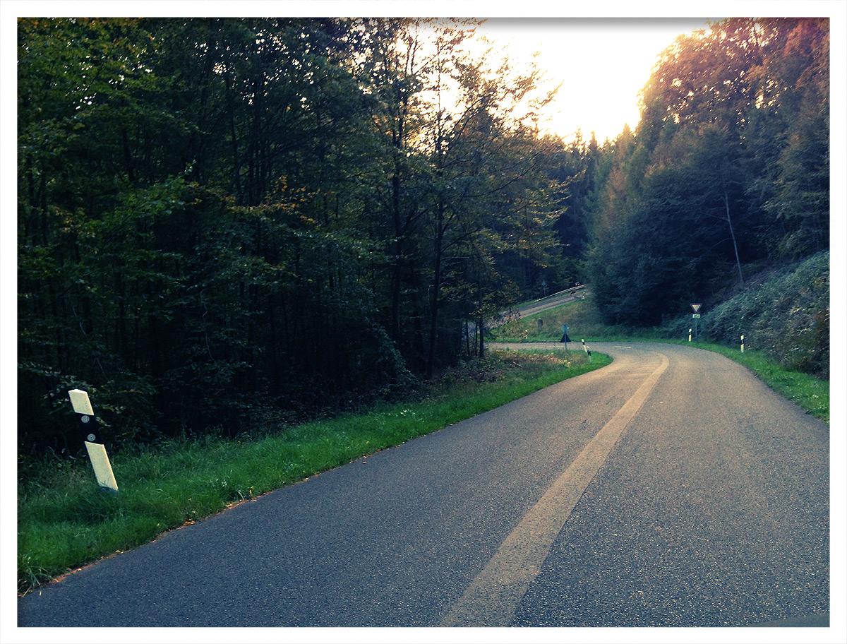 Unterwegs auf Gemeindeverbindungsstraßen #45