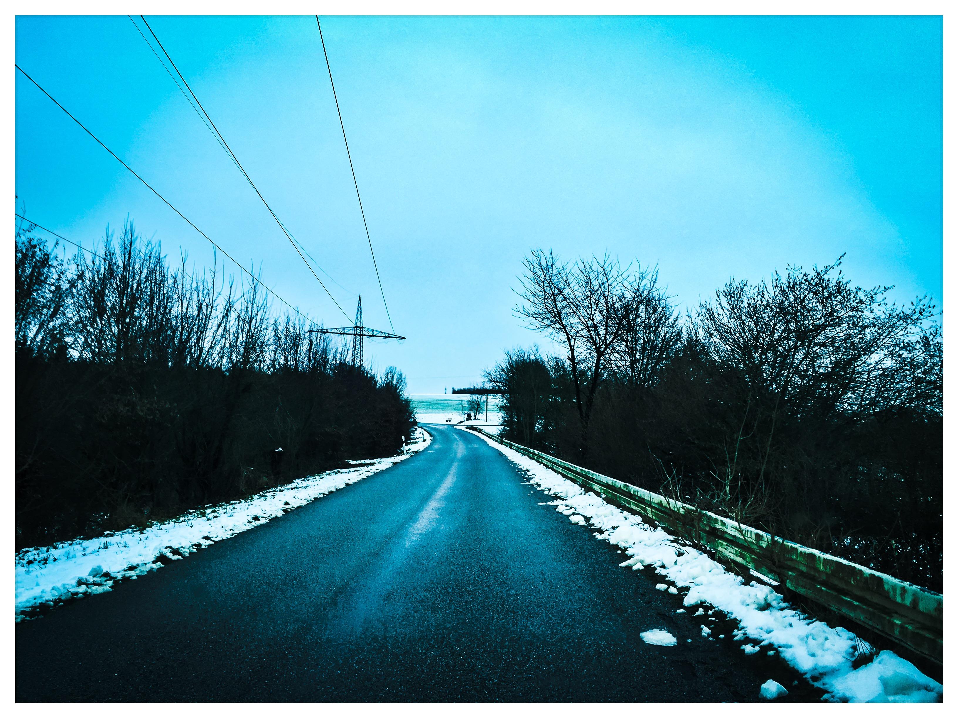 Unterwegs auf Gemeideverbindungsstraßen # 49