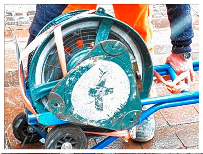 Die Buchener Sirene - Bild: Fränkische Nachrichten
