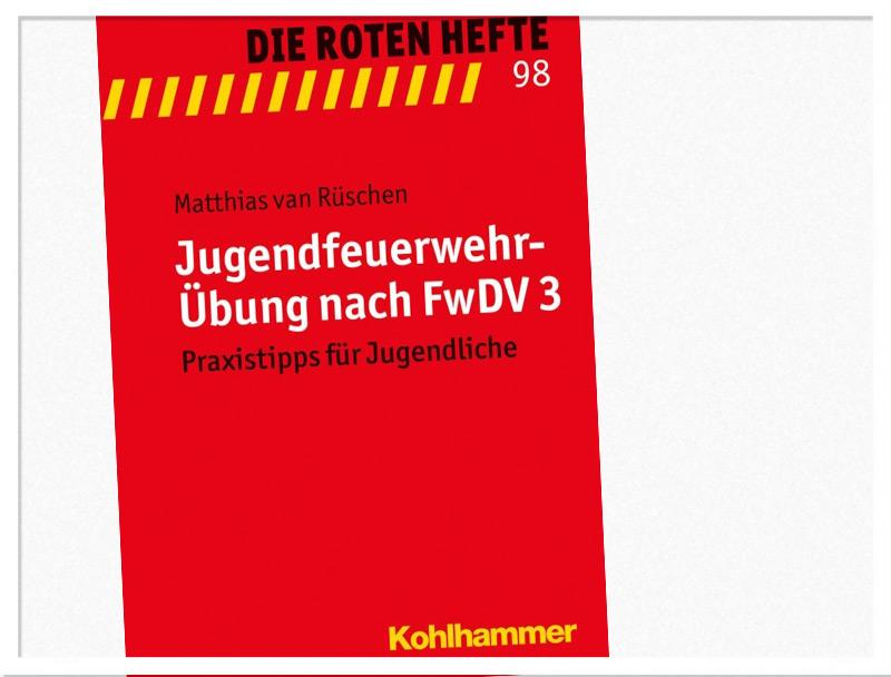 Jugendfeuerwehr-Übung nach FwDV3
