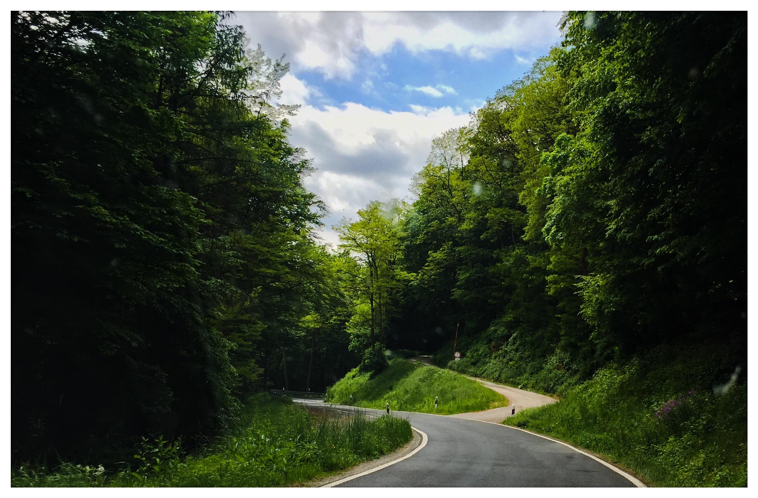 Unterwegs auf Gemeindeverbindungsstraßen #54