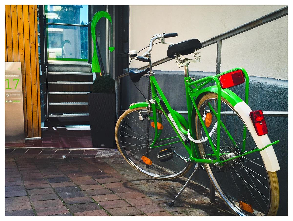 Franz-Ferdinands Fahrrad