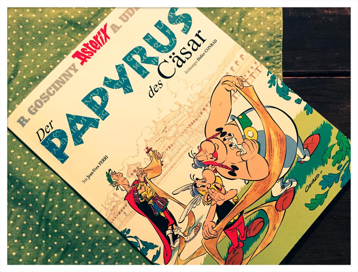 Asterix - Der Papyrus des Cäsar