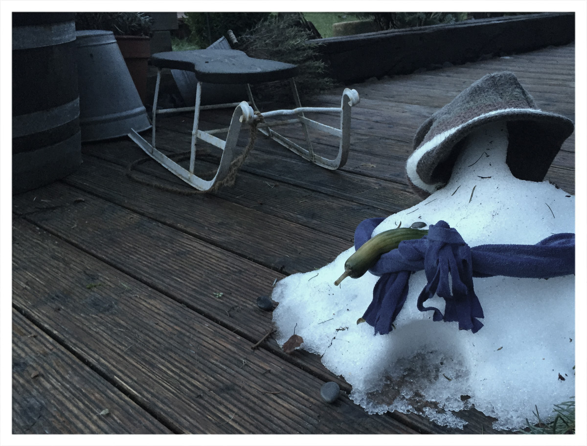 Olafs klägliche Reste