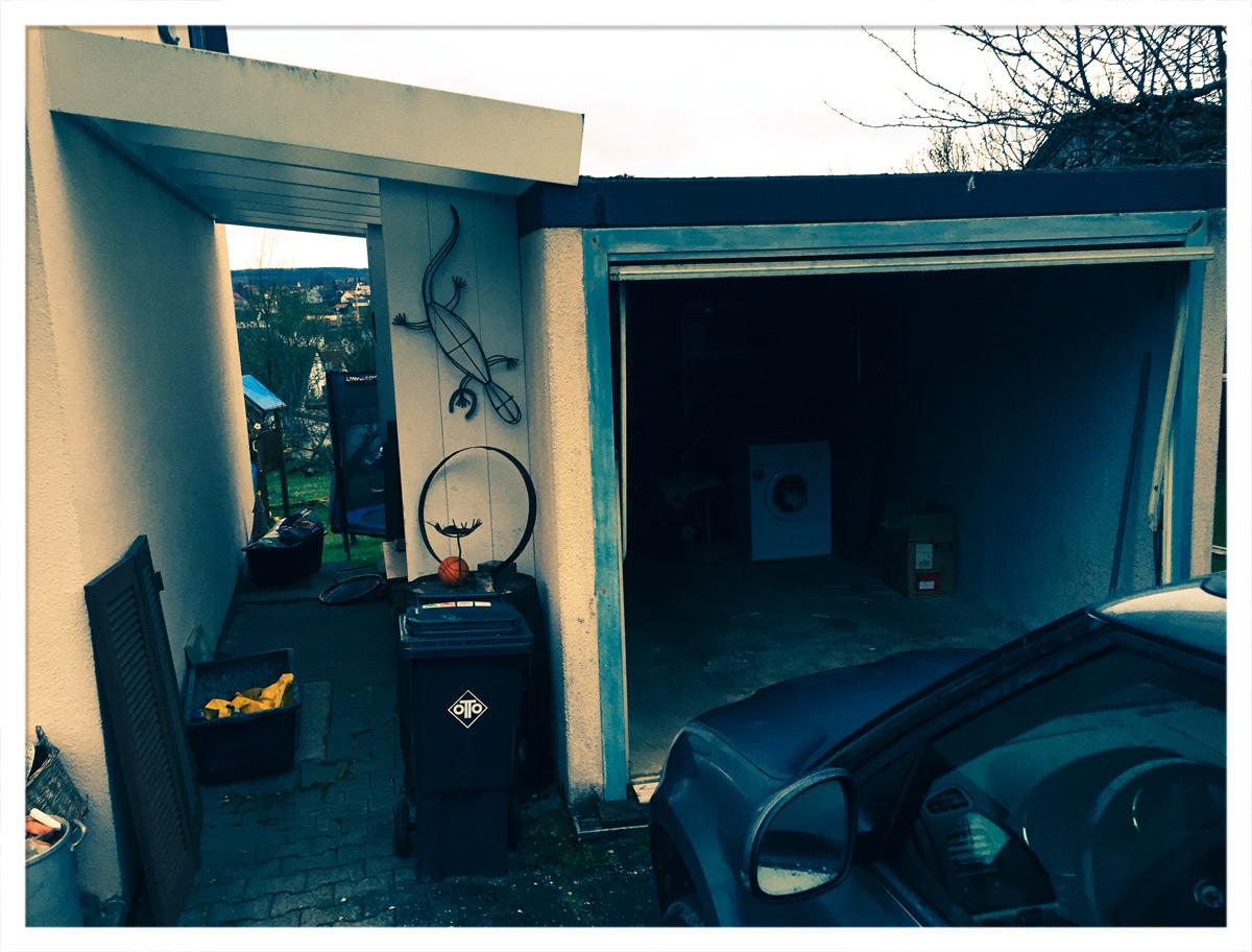 Garage alt