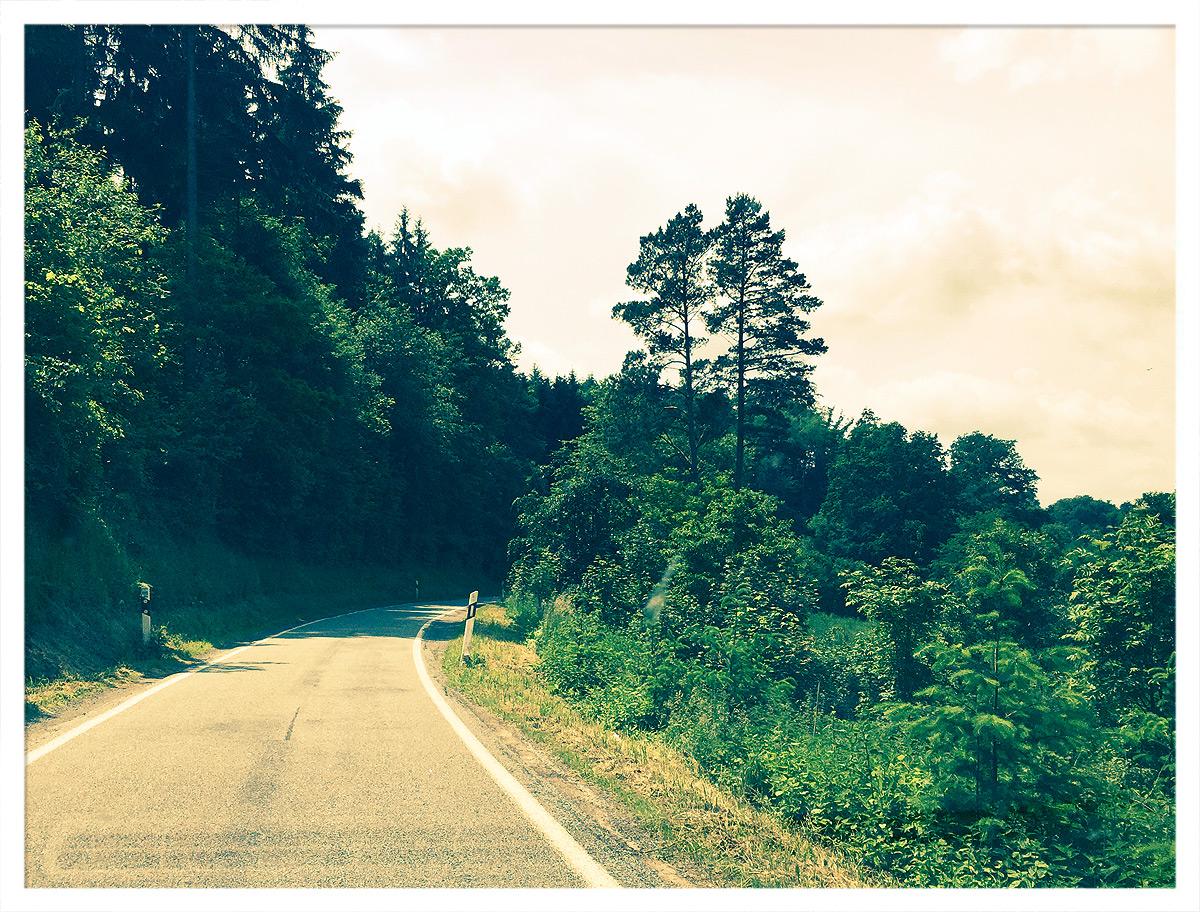 Unterwegs auf Gemeindeverbindungsstraßen #56