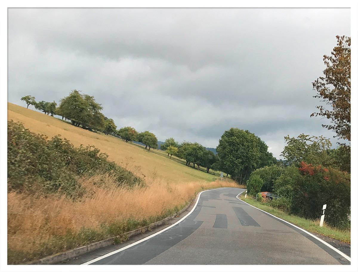 Unterwegs auf Gemeindeverbindungsstraßen #58