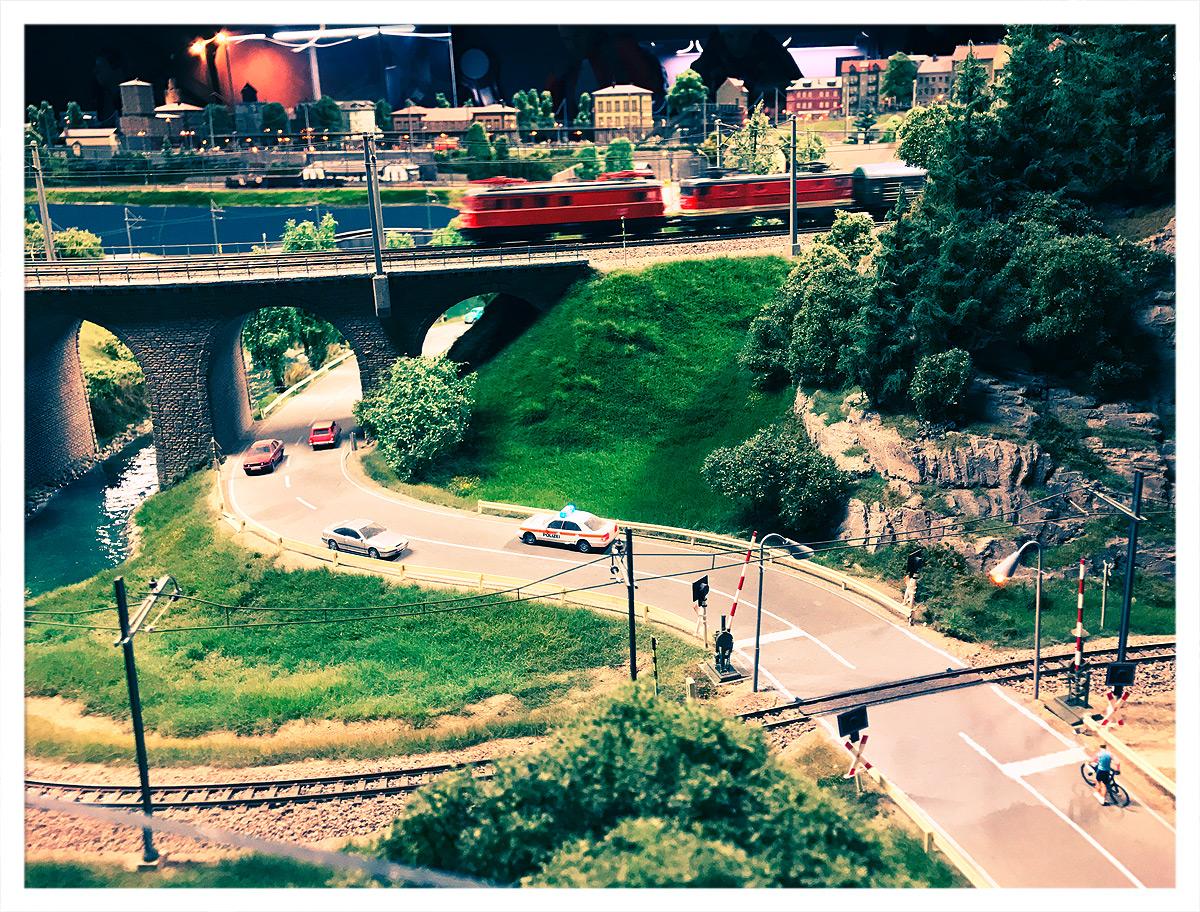 Modellbahnwelt Odenwald in Fürth