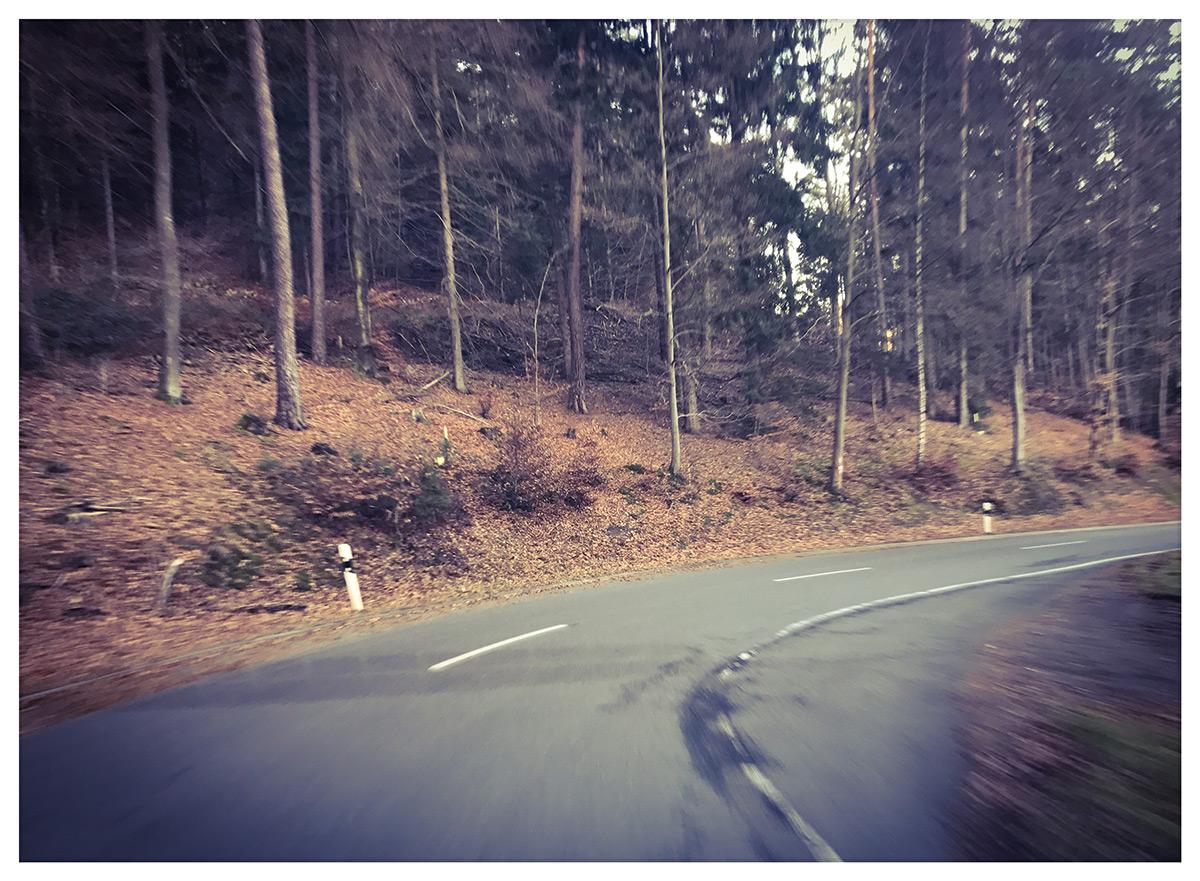 Unterwegs auf Gemeindeverbindungsstraßen #60