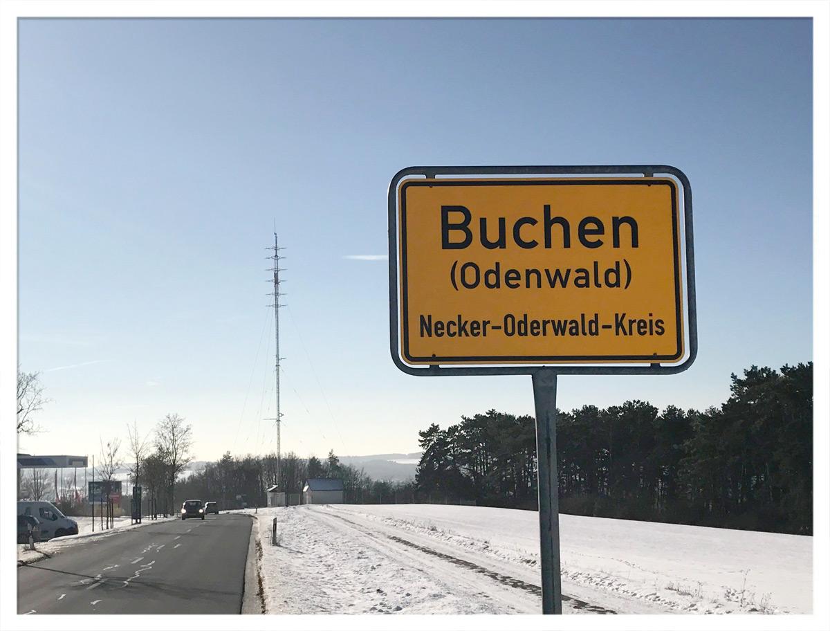 Buchen im Necker-Oderwald-Kreis