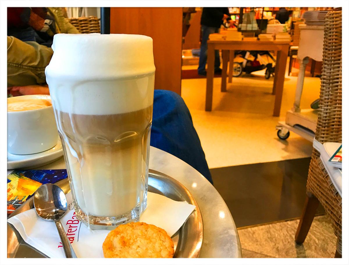 Latte Macchiato in Mosbach