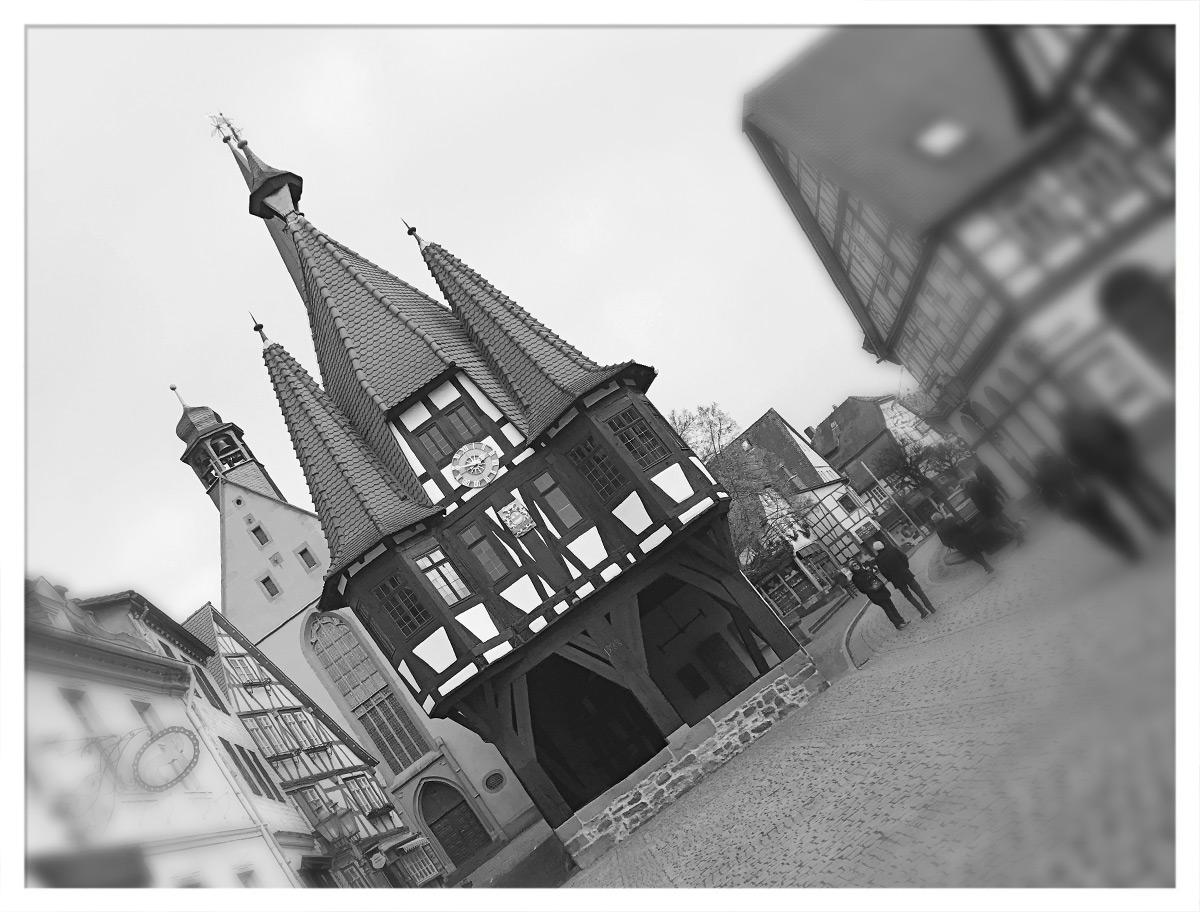 Historisches Rathaus in Michelstadt