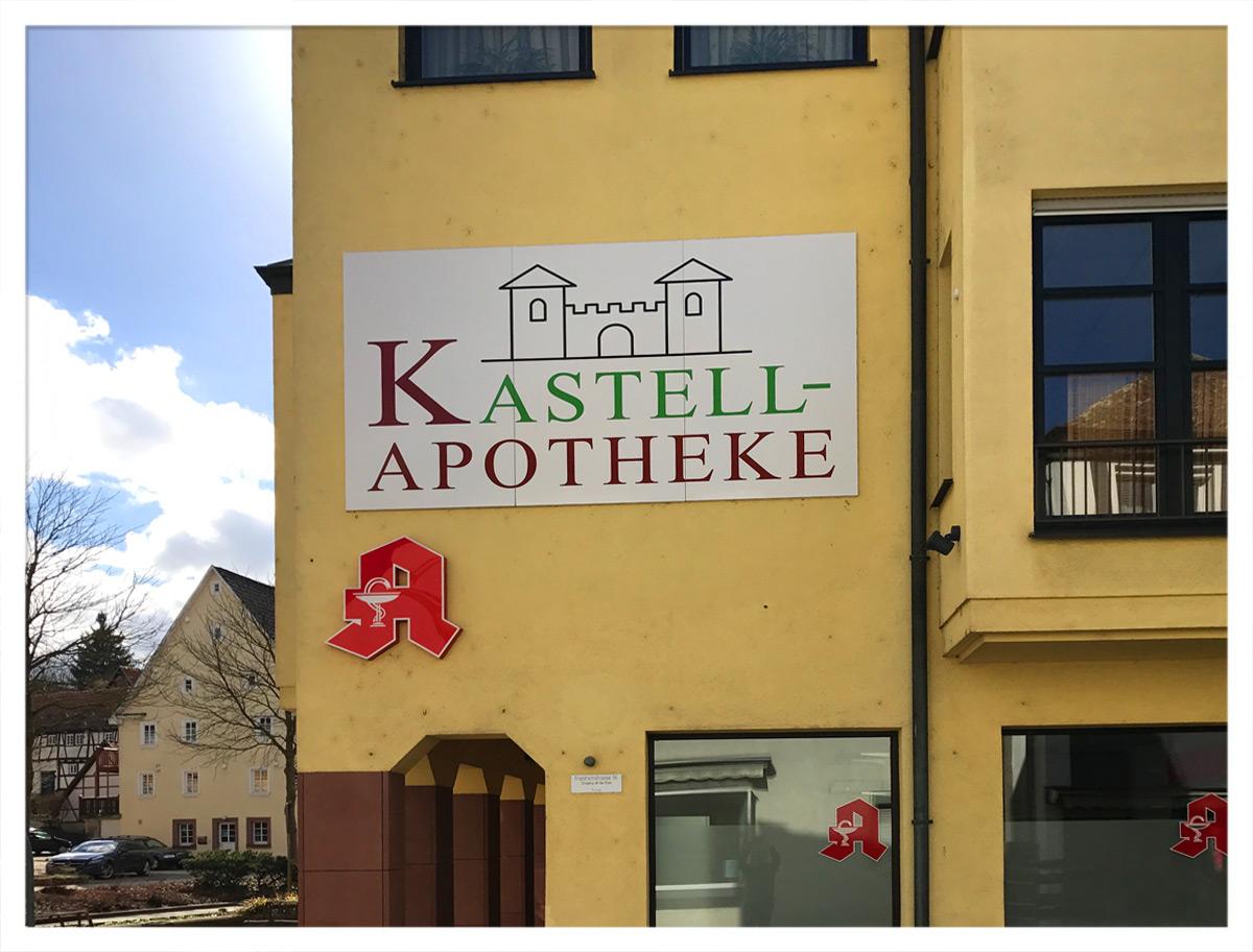 Die Kastell-Apotheke in Osterburken