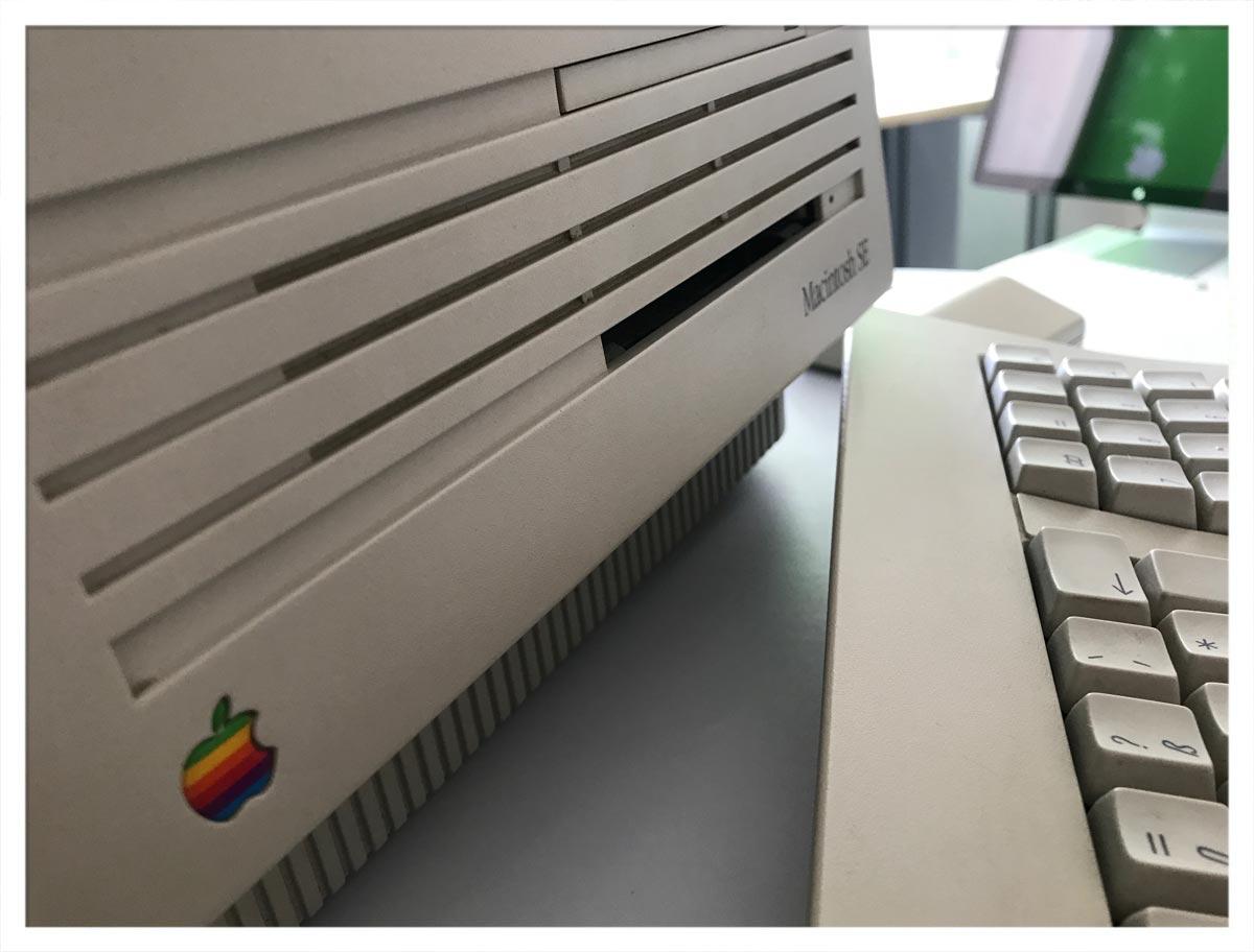 Der Macintosh SE