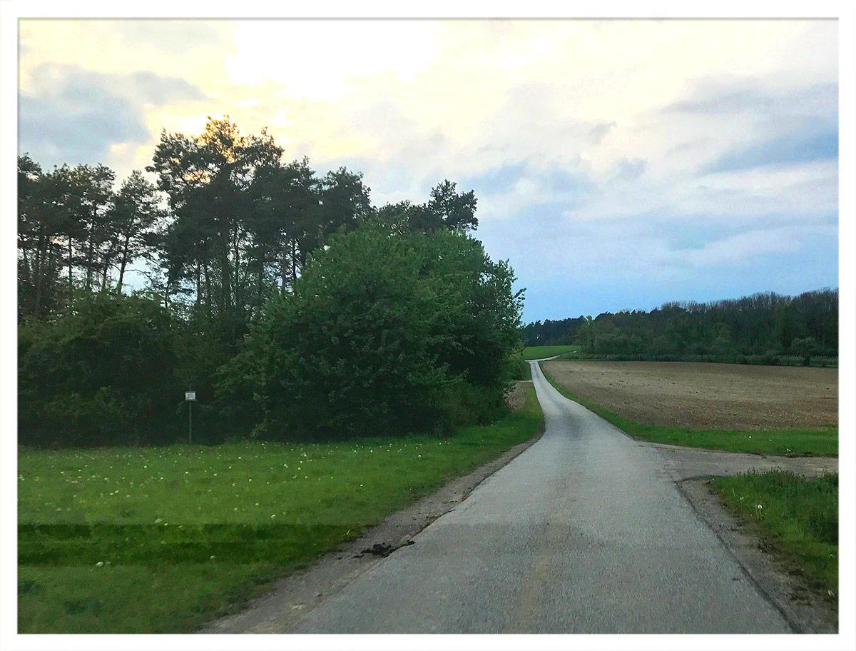Unterwegs auf Gemeindeverbindungsstraßen #64