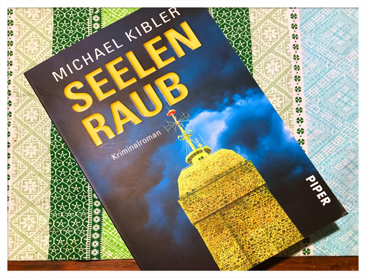 Cover von Seelenraub von Michael Kibler