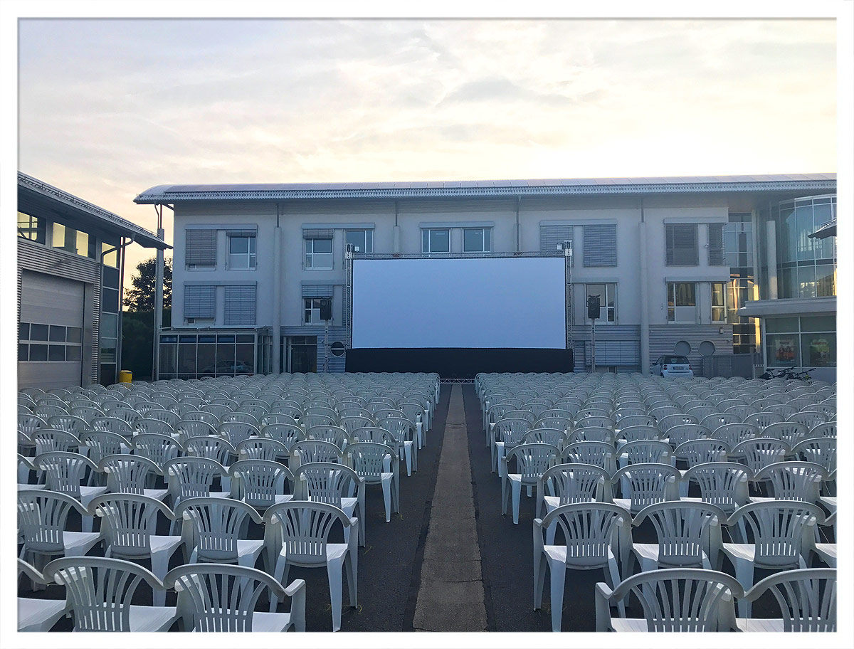 Open Air Kino 2017 in Buchen