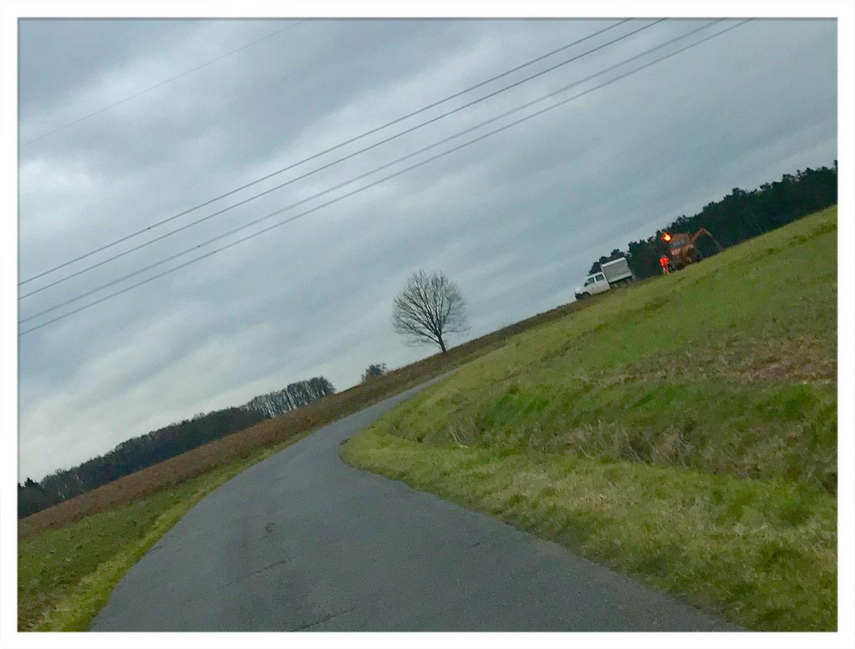 Unterwegs auf Gemeindeverbindungsstraßen #66