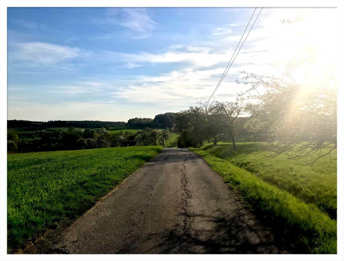 Unterwegs auf Gemeindeverbindungsstraßen #67