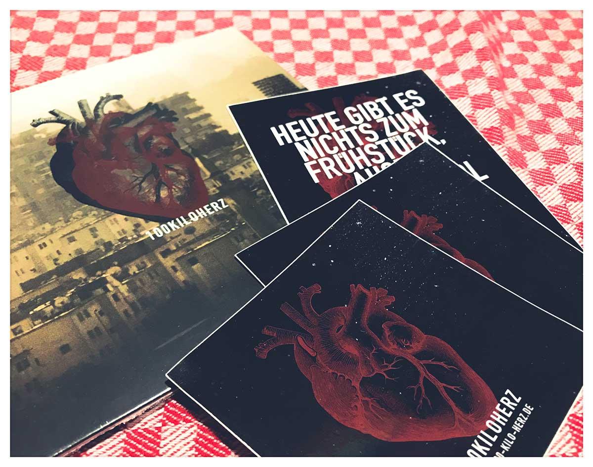 100 Kilo Herz - EP-Verlosung
