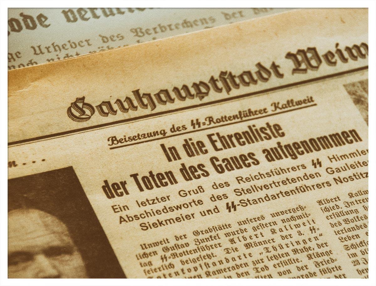80 Jahre nach der Reichspogromnacht