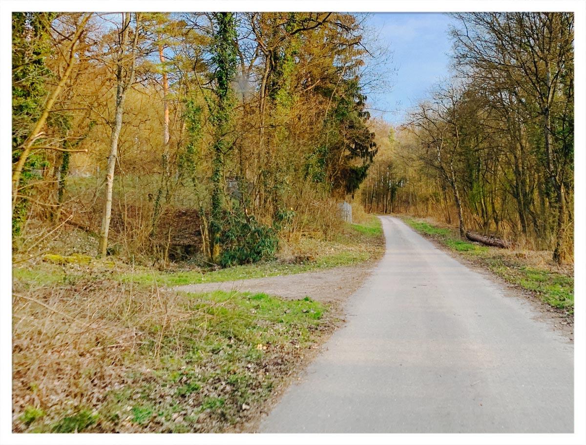 Unterwegs auf Gemeindeverbindungsstraßen #71