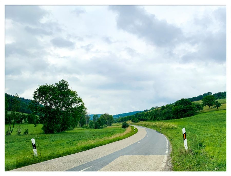 Unterwegs auf Gemeindeverbindungsstraßen #74